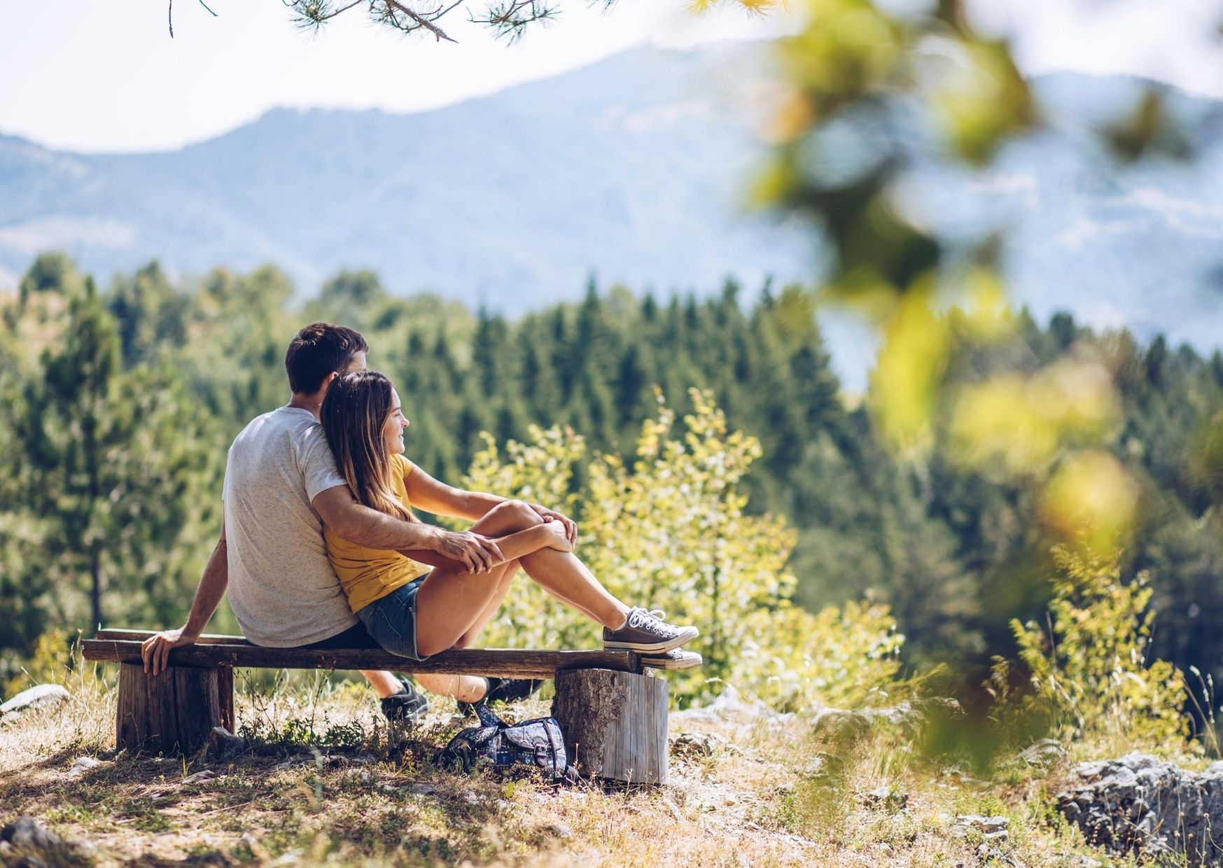 High Country Honeymoon