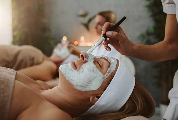 Mother and Daughter Spa Experience
