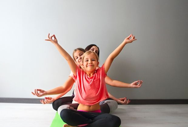 Creative Kids Yoga Workshop